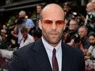 Jason Statham na premi��e filmu Expendables: Postradateln� 3 (Lond�n, 4. srpna 2014)