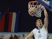 �eský basketbalista Patrik Auda sme�uje do nizozemského ko�e.