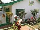 Aleš Bárta pomohl v africké Keni vybudovat nemocnici, která ročně ošetří devět tisíc lidí.