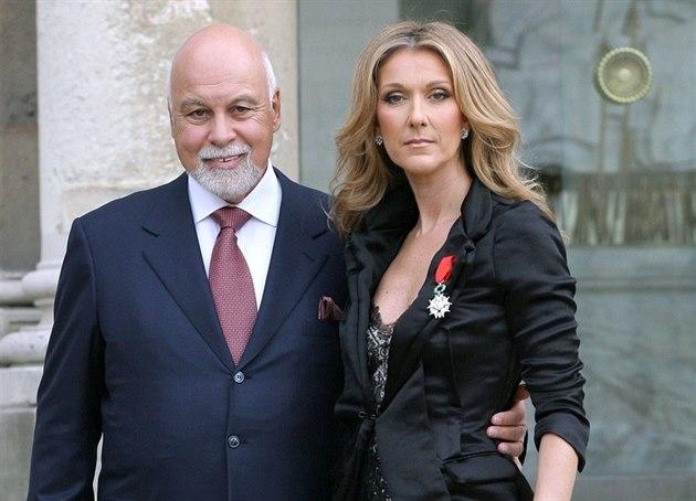 René Angélil a Céline Dion