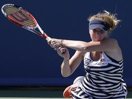 Elina Svitolinová na turnaji v Cincinnati