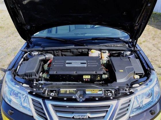Saab 9-3 EV