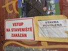 Opravovan� d�m na Bratislavsk� 39 v Brn�.