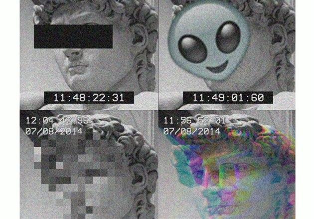 Cenzura selfies v podání aplikace SLMMSK
