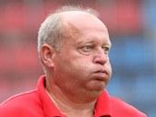 Rozčarovaný trenér Leoš Kalvoda