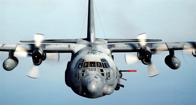 Verze AC-130H se objevila ke konci anga�ování Ameri�an� ve Vietnamu. P�es...