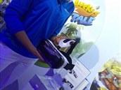 Samsung Gear VR vypadají velice profesionálně.