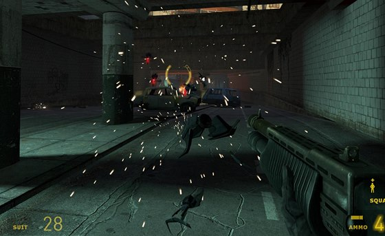 Orwellovské chvíle lze vycítit i v Half-Lifu 2.