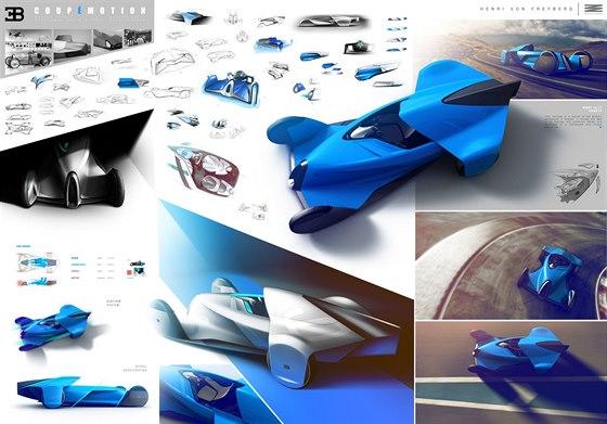 Bugatti Coupemotion