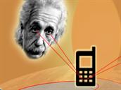 Albert Einstein a jeho rovnice pomohly k fungov�n� syst�mu GPS.