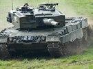 Tank Leopard 2 polsk� arm�dy Dnech NATO v Ostrav�