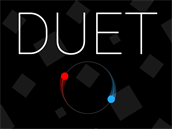 Mobilní hra Duet