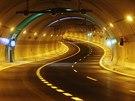 Metrostav dokon�il stavebn� pr�ce na tunelov�m komplexu Blanka. V�stavba p�i�la na necel�ch 37 miliard (30.9.2014)