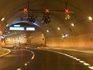 Nový tunel Blanka