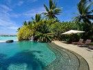 Intercontinental Le Moana � Bora Bora (Francouzsk� Polyn�sie)