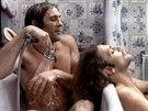 Gérard Depardieu a Patrick Dewaere ve filmu Buzíci (1974)