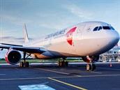 Airbus A330 �eských aerolinií.