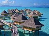 Intercontinental Le Moana – Bora Bora (Francouzská Polynésie)
