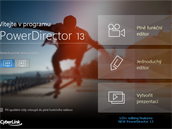 PowerDirector 13