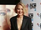 Jennifer Lawrence (Londýn, 13. �íjna 2014)