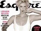 Charlize Theronov� jako nejv�ce sexy �ena roku 2007 podle magaz�nu Esquire