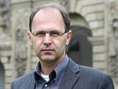Politolog z olomoucké Univerzity Palackého Pavel �aradín.
