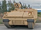Upraven� vozidlo Bradley, kter� firma BAE nab�z� do programu AMPV.