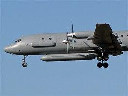 Ruský průzkumný letoun Iljušin Il-20