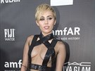 Miley Cyrusová (Los Angeles, 29. října 2014)
