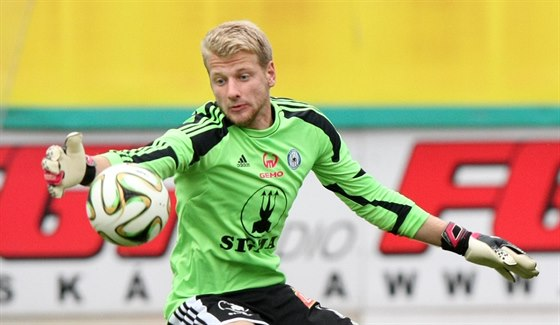Michal Reichl, g�lman fotbalov� Olomouce