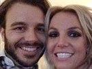 Britney Spears zve�ejnila selfie s nov�m p��telem.