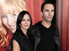 Courteney Coxov� a Johnny McDaid (Los Angeles, 5. listopadu 2014)