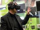 Předváděcí akce technologie Oculus Rift