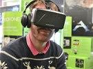 Přilba Oculus Rift