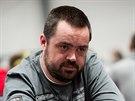 Pavel Novotný na mezinárodním pokerovém turnaji PokerStars King's Cup v rozvadovském kasinu