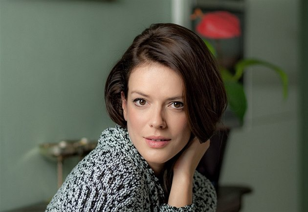 Andrea Kereste�ová se proslavila rolí Evy v seriálu Vypráv�j.