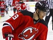 Marin Havl�t je�t� v dresu New Jersey Devils