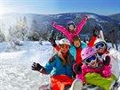 Nenechte si ujít zahájení zimní sezóny v resortu Dolní Morava