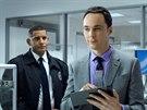 Jim Parsons, představitel role Sheldona Coopera v seriálu Teorie velkého třesku, hraje v nových reklamách společnosti Intel.