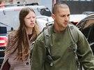 Shia LaBeouf a jeho přítelkyně Mia Gothová
