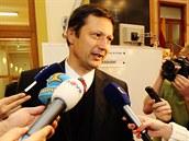 Pražský zastupitel Petr Štěpánek