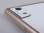 Provedením fotoaparátu se doogee inspirovalo u čínského Gionee Elife S5.5.