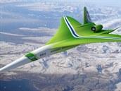 N�vrh dopravn�ho nadzvukov�ho letounu N+2