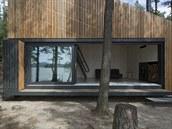 Nejlep�� v �esku je chata u M�chova jezera