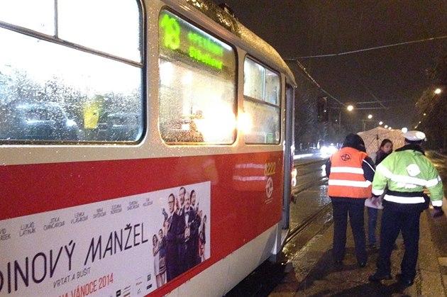 Kolaps dopravy 2.11.2014