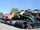 Nechte své staré vozidlo zlikvidovat ekologicky a zdarma