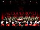 Velkolepá tour Alexandrovci proběhne v rámci 70. výročí konce 2. světové války