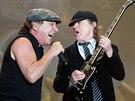 Skupina AC/DC vystoupila v Praze - Praha, O2 Arena (17. března 2009)