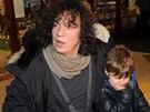 Richard Genzer se synem Maty�em