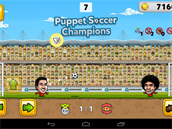 Puppet Soccer Champions Liga